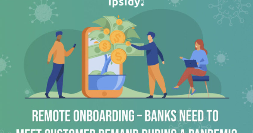 Graphic depicting remote onboarding
