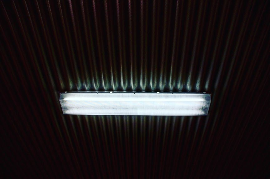 Gas Heater Flame