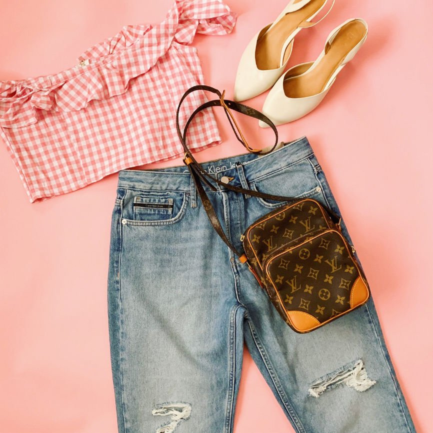 Woman's cloths and accessories